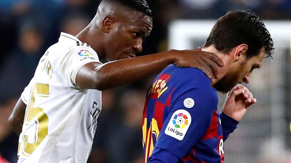 Foto: El Real Madrid ha sabido peinar mejor el mercado que el Barcelona estos últimos años. (Reuters)