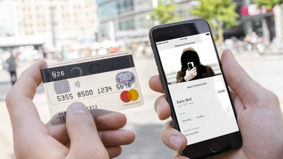 N26, el 'banco del futuro', permite crear cuentas con identidades falsas
