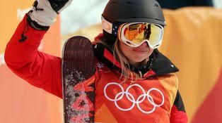 Elizabeth Swaney ha cumplido mi sueño de ser olímpico sin ningún talento reconocible