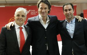 La llamada de Carlos Moyá a Corretja y la capitanía del equipo español de la Davis
