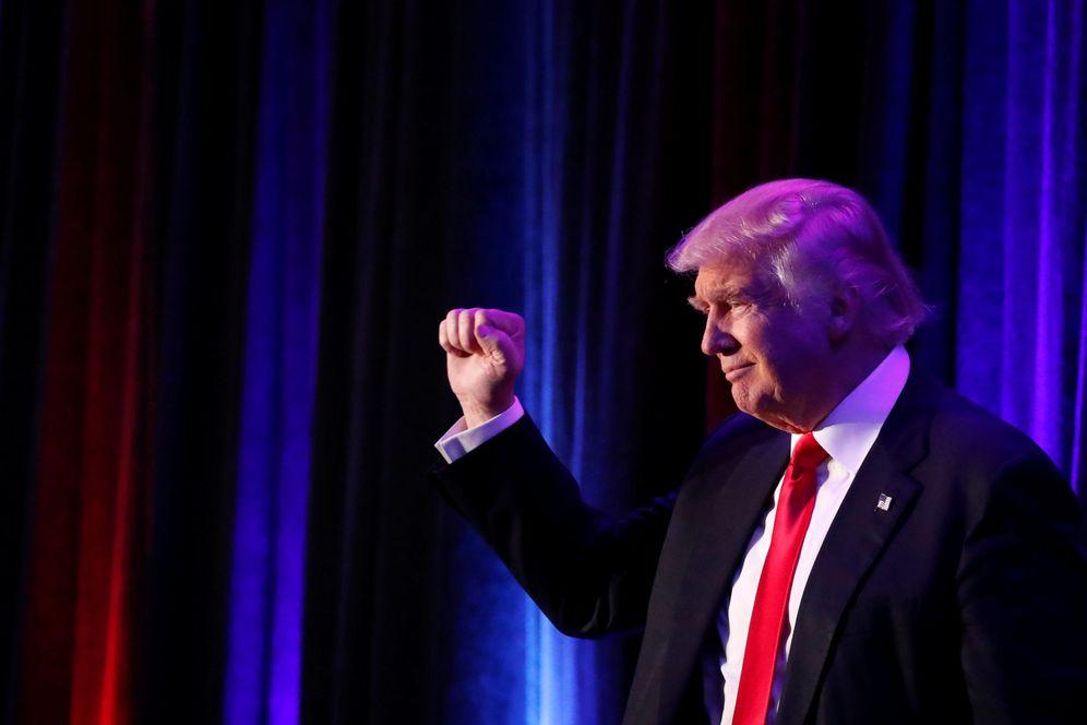 Foto: El nuevo presidente electo de Estados Unidos, Donald Trump. (Reuters)