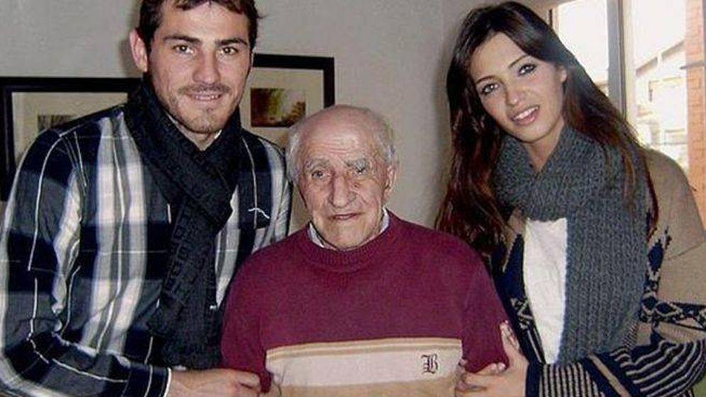 Foto: Iker Casillas y Sara Carbonero en una imagen de archivo (EFE)
