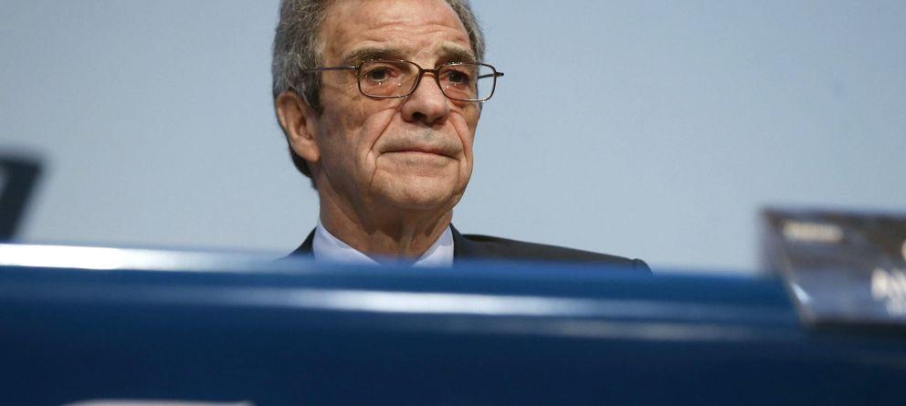 Foto: El presidente de Telefónica, César Alierta (Efe)