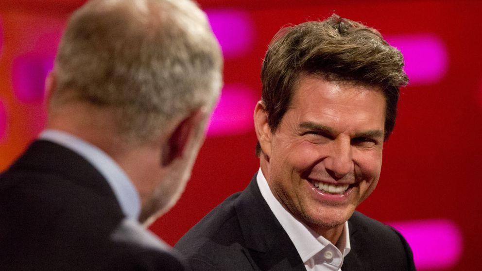 Tom Cruise zanja los rumores de su trasero de 'quita y pon' que se hace viral