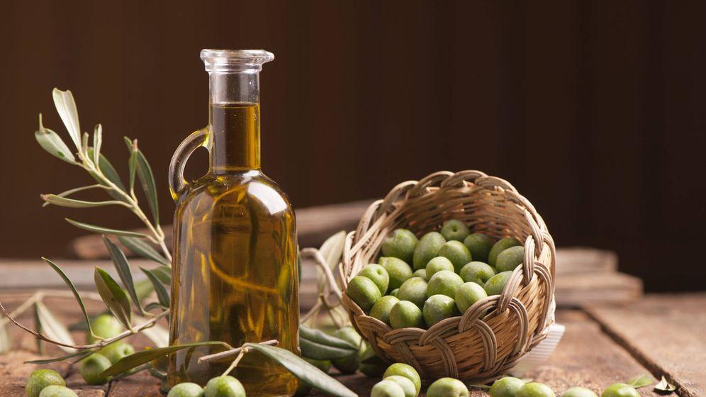 Foto: Las aceitunas contienen gran cantidad de omega 9. (iStock)