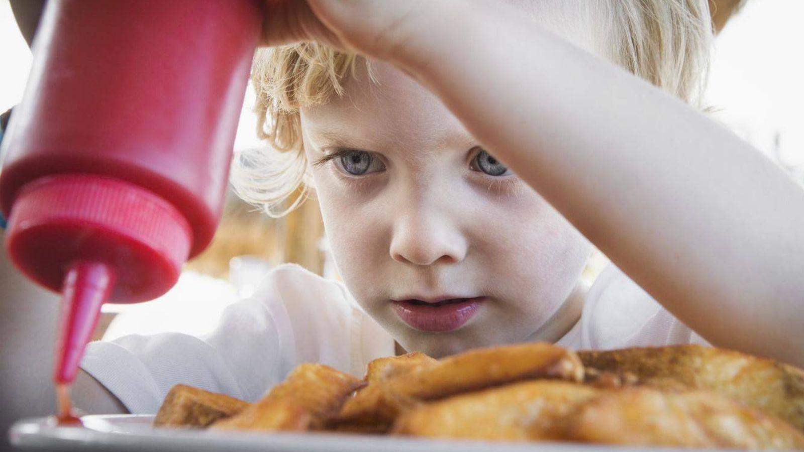 Foto: Obesidad infantil entre menores de edad. (iStock)