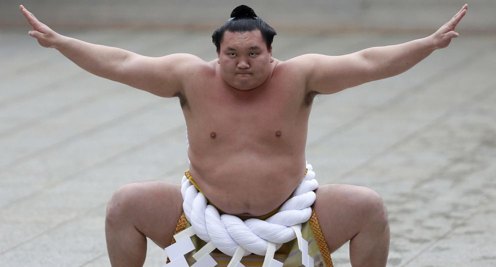 Yokozuna Hakuho, el mongol que ha puesto patas arriba el deporte más sagrado de Japón