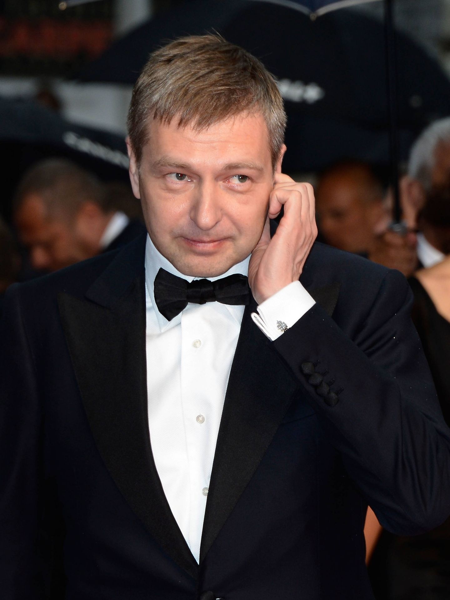 Dmitri Rybolóvlev. (Getty)