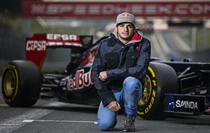 Ya es oficial: Carlos Sainz Jr, piloto  de Toro Rosso para 2015