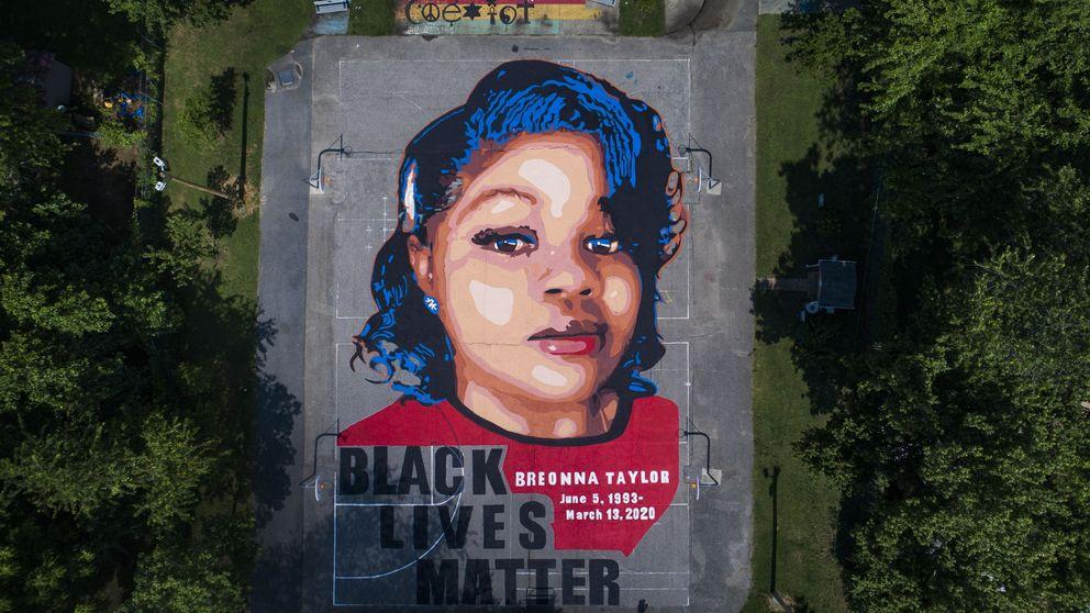 Más de 60 detenidos en Louisville en las protestas por el asesinato de Breonna Taylor