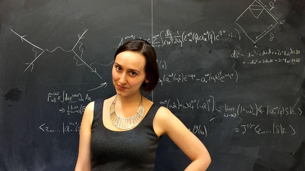 Esta es la joven de la que Harvard afirma que es la próxima Einstein