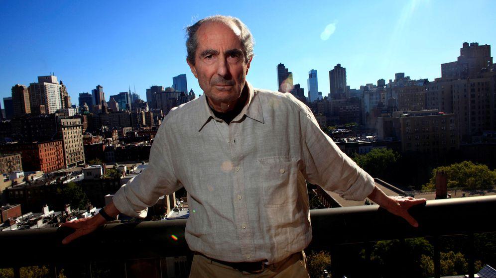 Foto: Philip Roth, en Nueva York en 2010. (Reuters)