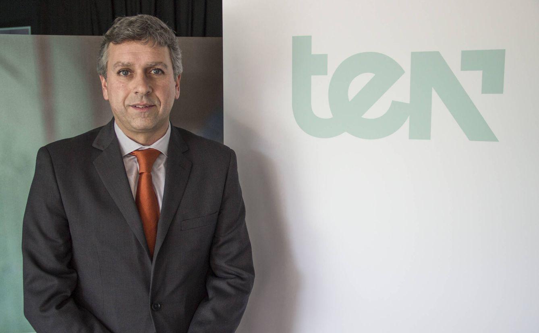 González ha supervisado el lanzamiento del canal Ten de Secuoya. (EC)