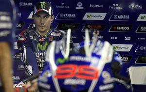De las críticas al optimismo: Lorenzo se ve capaz de ganar en Qatar