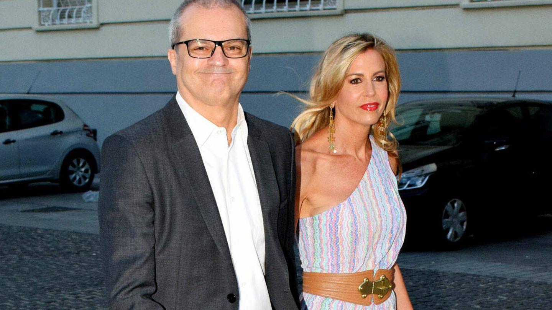 Ramón García y Patricia Cerezo. (EFE)