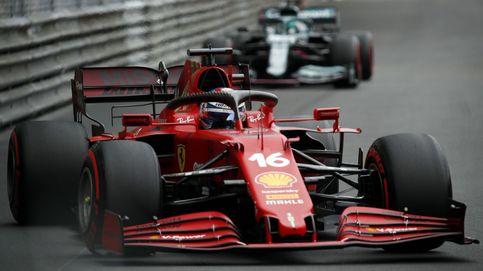 Leclerc asalta la pole con accidente incluido, Sainz se queda cerca y Alonso no pasa de la Q1