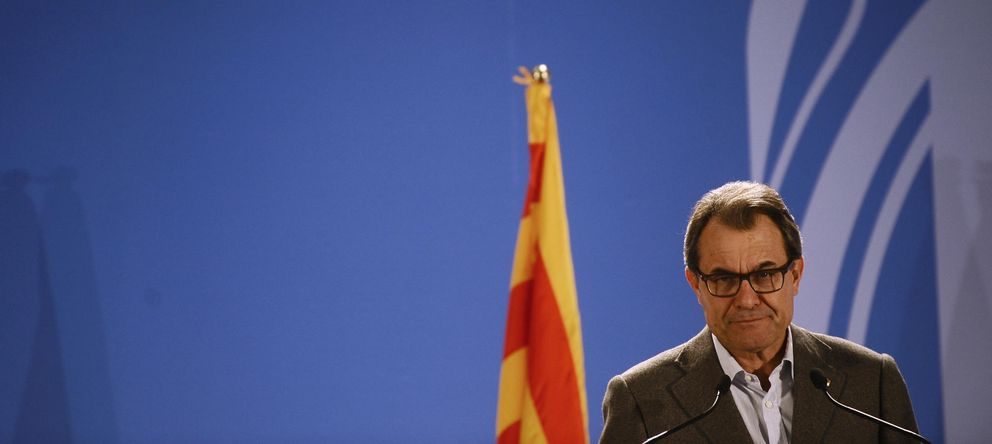 Foto: El presidente de la Generalitat, Artur Mas (AP)