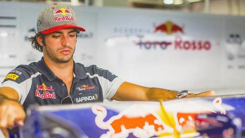 Carlos Sainz, al desnudo: ¡Increíble! Tengo amigos que no ven la F1