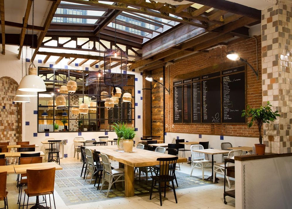 Foto: El Atlántico es la casa gallega del chef Pepe Solla en Madrid