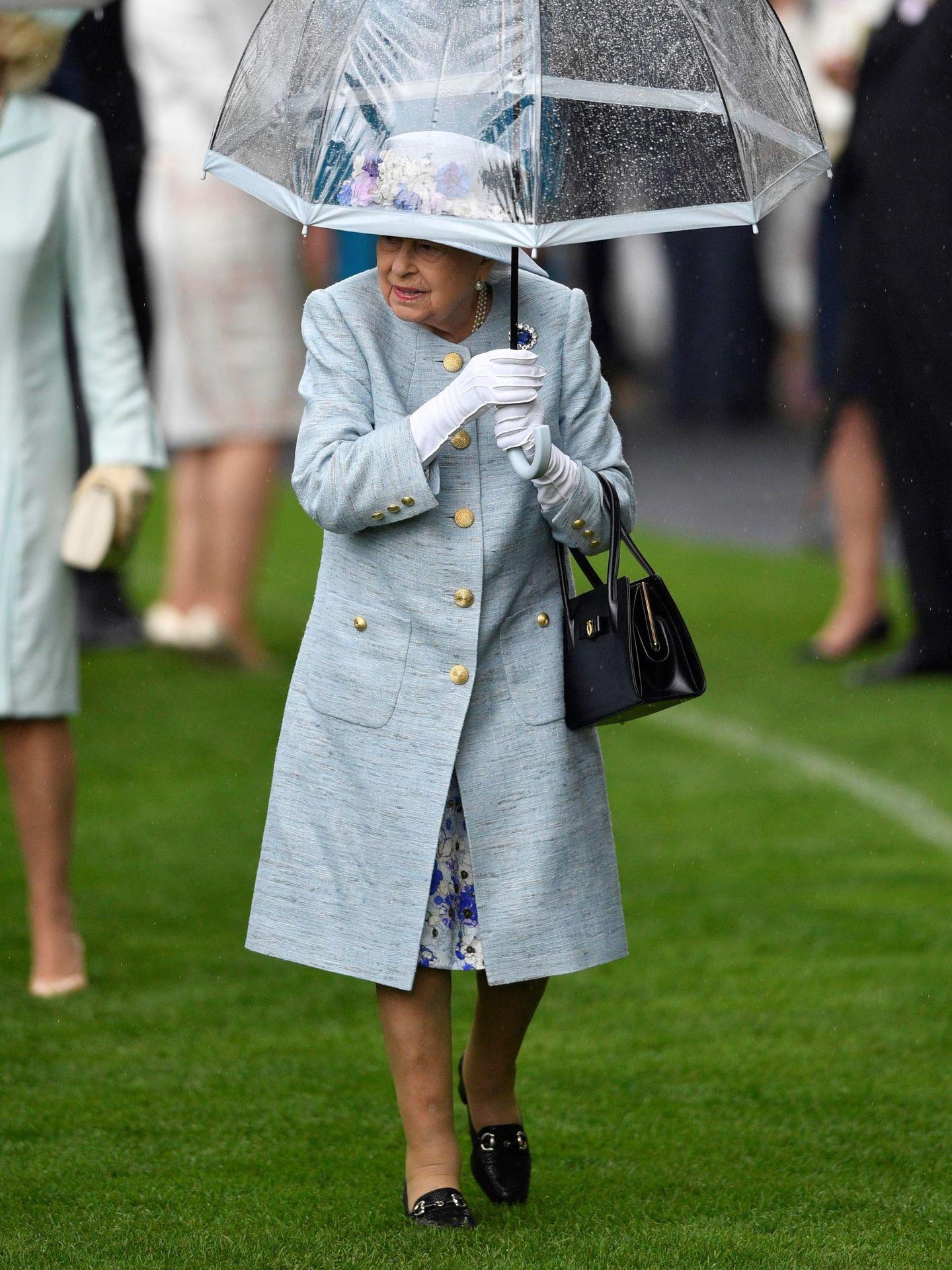 La reina Isabel II en una imagen de archivo. (EFE)