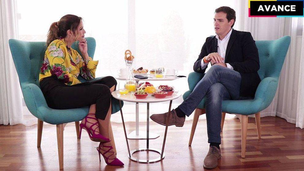 Rivera defiende la gestación subrogada en el programa de Tamara Gorro