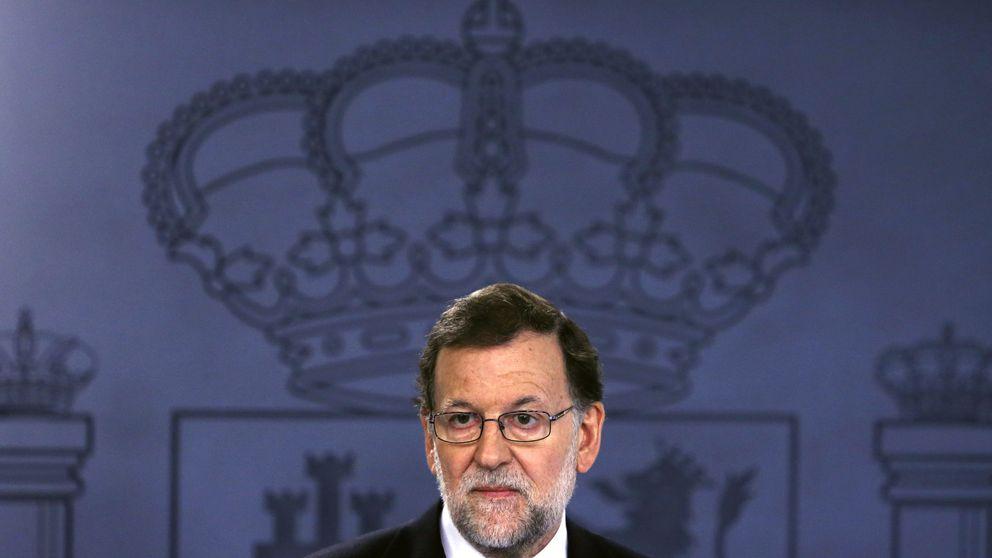 Rajoy rompe el hielo con el PNV y critica al bloque de izquierdas de Sánchez