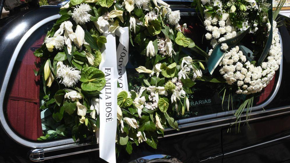 Foto: El último adiós a David Delfín en Marbella