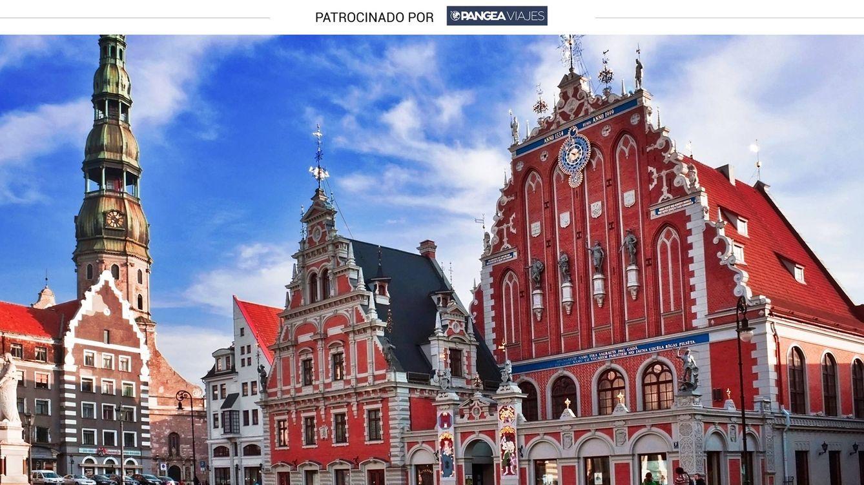 Circuito por los países bálticos: Estonia, Letonia y Lituania, en coche de alquiler