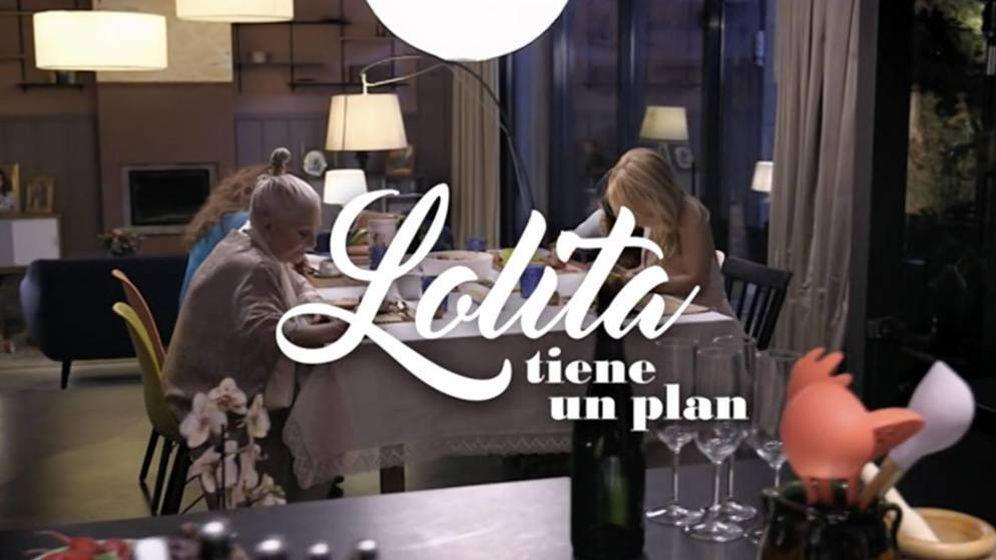 Foto: 'Lolita tiene un plan'.