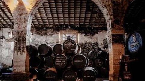 Botas y soleras: así es el hipnótico envejecimiento del brandy de Jerez