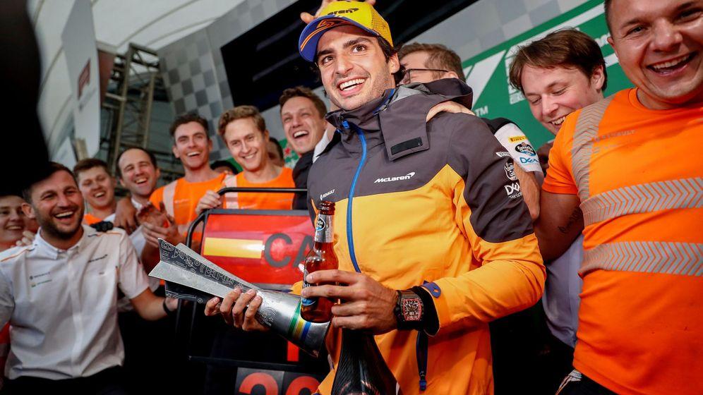 Foto: Carlos Sainz entrará en la órbita de la apasionada y emotiva afición italiana. (Reuters)