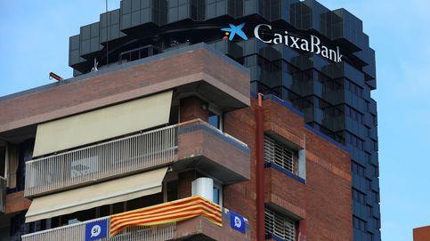 Sabadell, Caixabank y BBVA pagan en bolsa la votación por la independencia