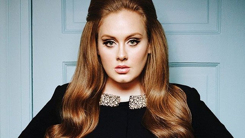 Foto: La cantante Adele en una imagen de archivo