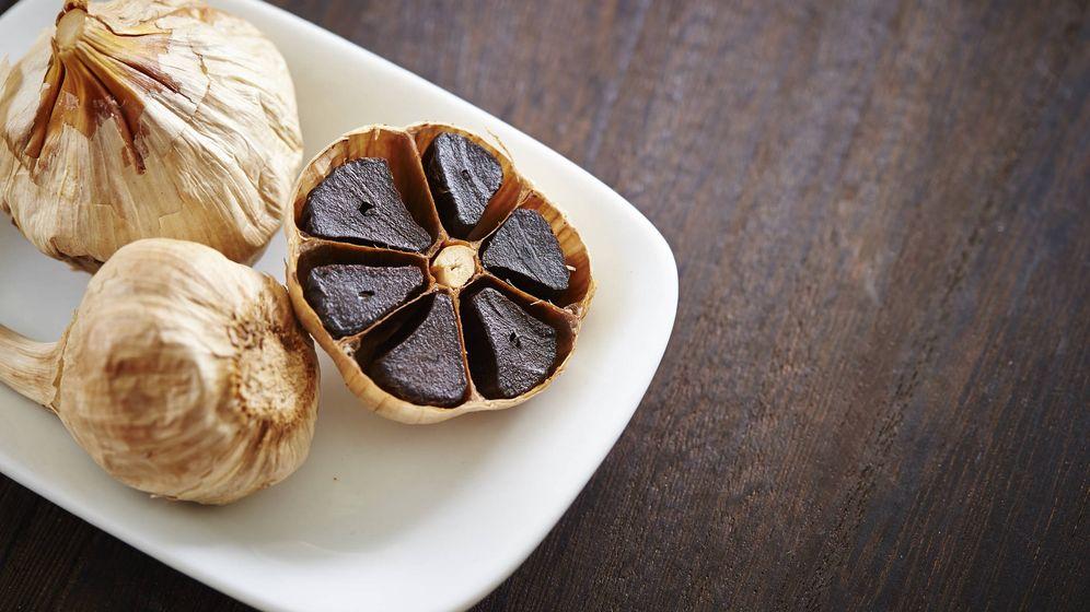 Propiedades del ajo negro para adelgazar