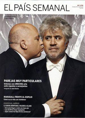 Pedro Almodóvar se reconcilia con El País