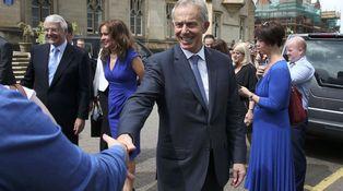 La clarividencia de Tony Blair y la fractura de los partidos abiertos