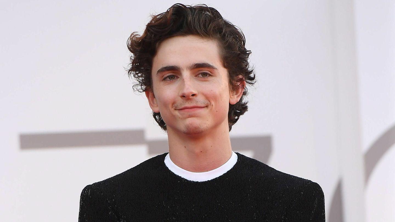 El actor, durante la presentación de 'Dune' en Venecia. (EFE)