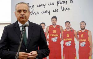 José Luis Sáez deja entrever que podría dejar la Federación de baloncesto después de 2018