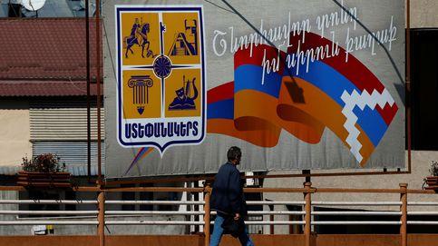 Voluntarios en Nagorno-Karabaj: He viajado de Barcelona a Armenia para luchar