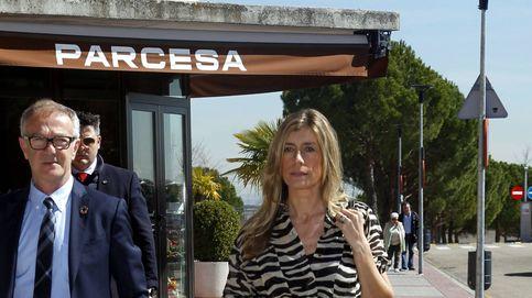 Begoña Gómez muestra su apoyo a la moda en el último adiós a Cuca Solana