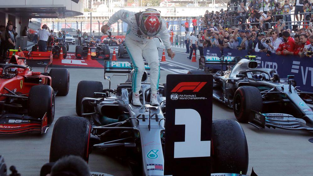 Foto: Las mejores imágenes del GP de Rusia de Fórmula 1