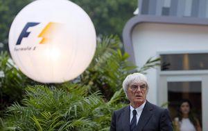 Bernie Ecclestone quiere 'cortar' la radio para 'encender' la televisión