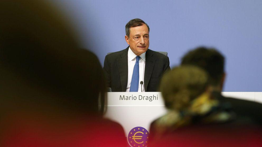El Banco Central no imprime crecimiento. Cuatro años de Draghi