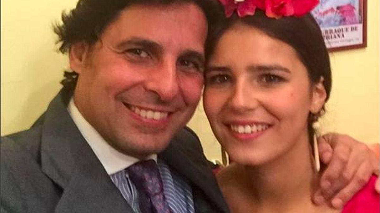 Francisco Rivera y Tana en una foto de redes sociales. (Instagram)