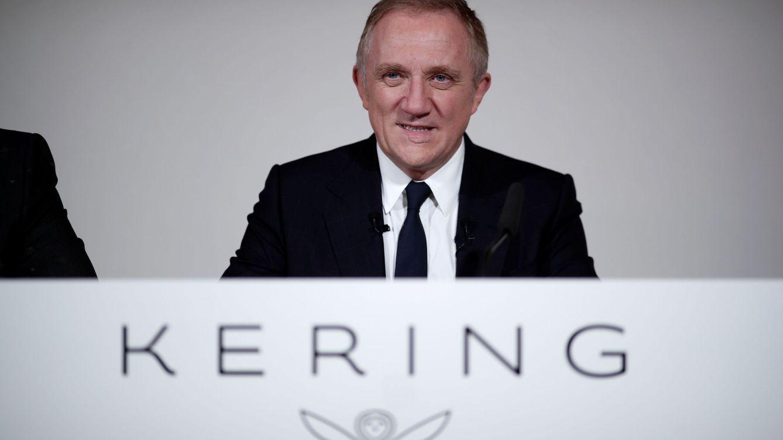 Foto: François Henri Pinault, presidente y consejero delegado de Kering