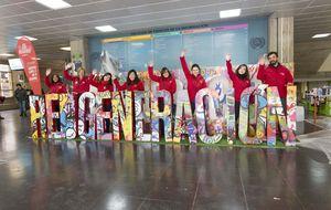 España, macrocentro de orientación laboral para jóvenes desempleados