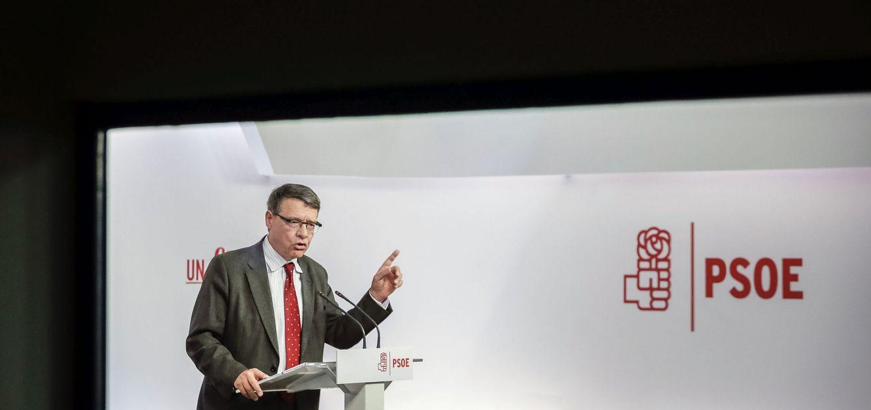 Jordi Sevilla: Rajoy está poniendo las bases para justificar el adelanto de elecciones