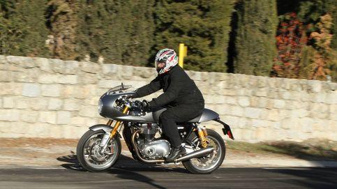 Triumph Truxton, una moto cautivadora