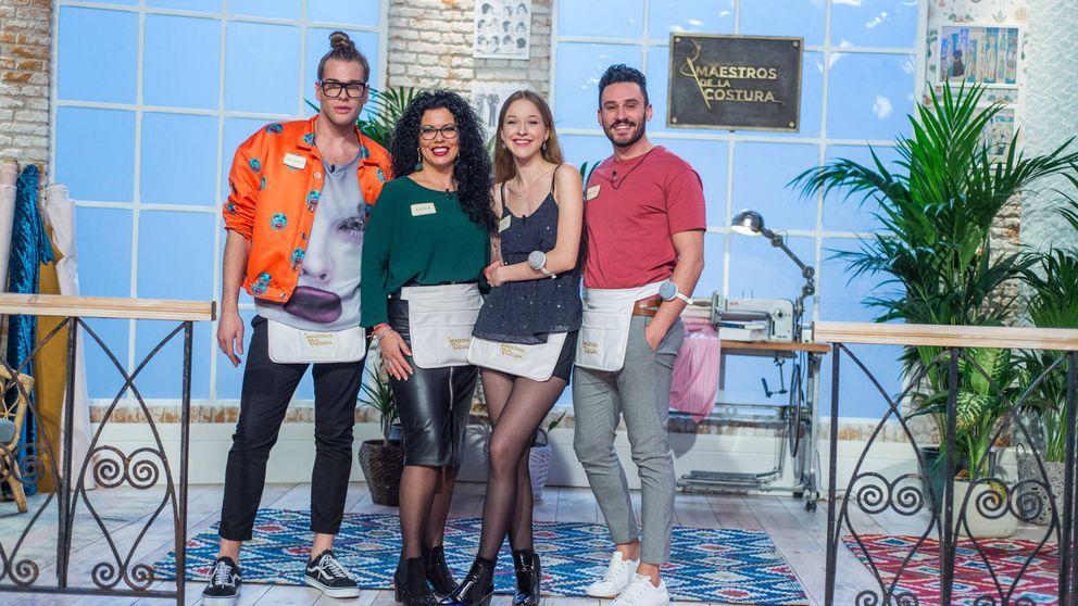 'Maestros de la costura': estos son los cuatro grandes finalistas