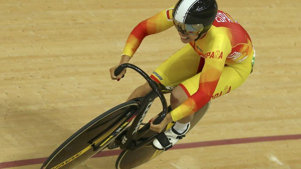 Tania Calvo y Helena Casas, eliminadas del  ciclismo en pista